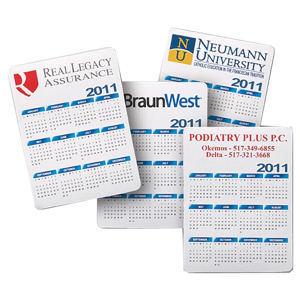 Promotional Magnetic Calendars-Calendar Q59