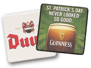 Promotional Gift Coasters-Coaster Q93