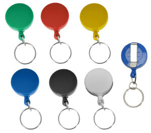 Promotional Key Reels-Badge Q84