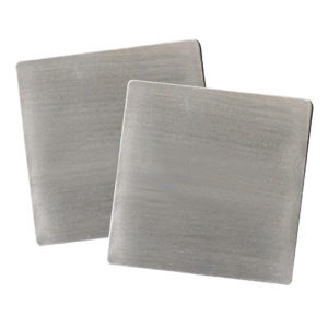 Stainless steel square beverage