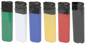 Promotional Lighters-Lighter Q127