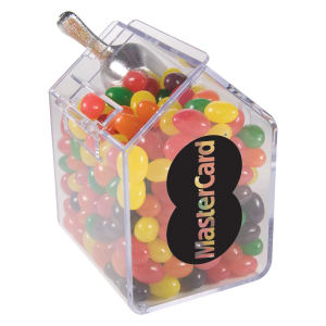 Promotional Food/Beverage Miscellaneous-CANDYBIN1-JB