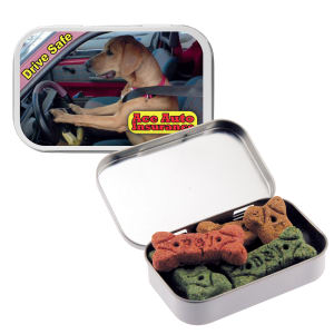 Promotional Pet Accessories-DOG BONE-LT01W