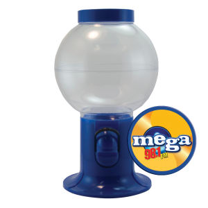 Promotional Food/Beverage Dispensers-GM06-GUMBALL