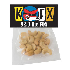 Promotional Snack Food-HB19-CASHEWS