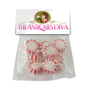 Large header candy bag