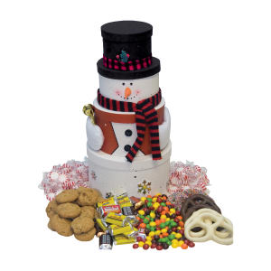 Promotional Dental Products-SNOWMAN-A-XMAS