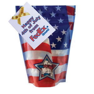 Promotional Candy-WB2P-STARS