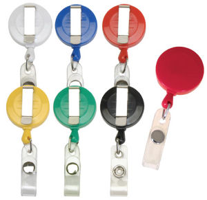 Promotional Retractable Badge Holders-Badge HolderQ5