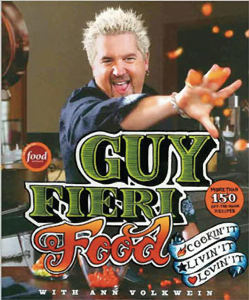 Guy Fieri Food: Cookin'
