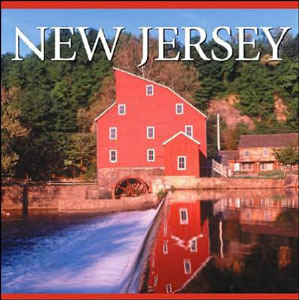 New Jersey, hardcover travel