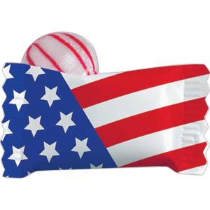 Promotional Breath Fresheners-PP-US FLAG-E