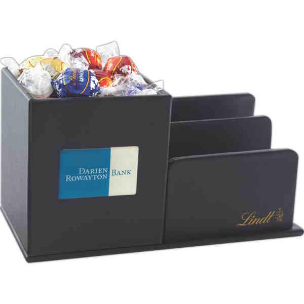 Lindt® - Leatherette desk