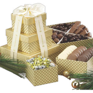 Promotional Gourmet Gifts/Baskets-663-D