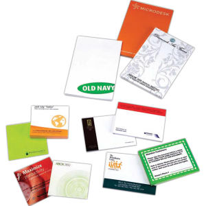 Promotional Note Pads-SWI3X3-25
