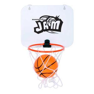 Mini basketball set with