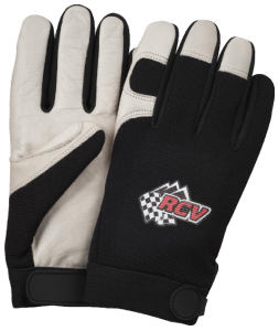 Mechanics gloves, premium grain