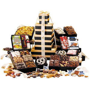 Promotional Gourmet Gifts/Baskets-GB1536I-Food