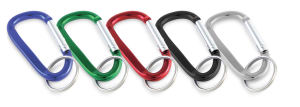 Promotional Carabiner Key Holders-ECAR