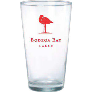 Custom Imprinted Promotional Pint Glass