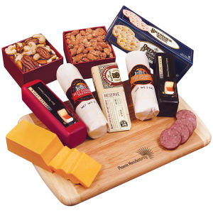 Promotional Gourmet Gifts/Baskets-L654-Food