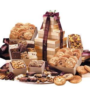 Promotional Gourmet Gifts/Baskets-GS8606-Food