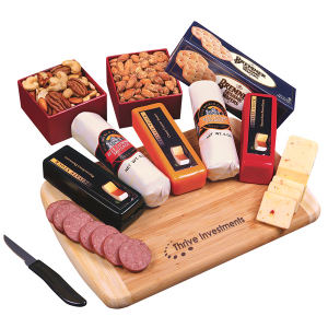 Promotional Gourmet Gifts/Baskets-L655-Food