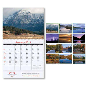 Promotional Wall Calendars-MW110S