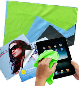 Promotional Cleaners & Tissues-IPAD CLOTH i18
