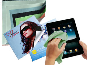 Promotional Cleaners & Tissues-IPAD CLOTH I25