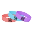 Promotional Wristbands-WBQR1