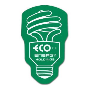 Energy light bulb shaped