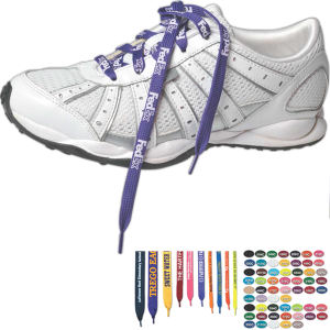 Plain shoelaces 40