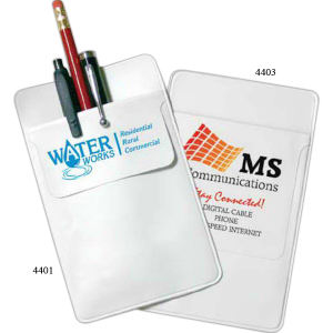 Promotional Pocket Protectors-4401CR