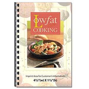 Promotional Cookbooks-RB 005