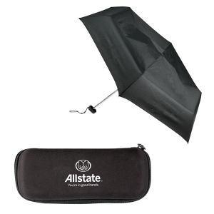 Folding umbrella has 43