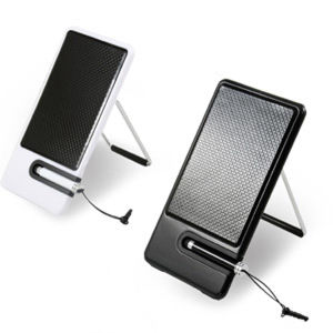 Cell phone stand with