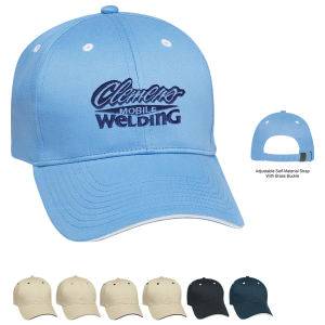 Custom Imprinted Promotional Baseball Cap