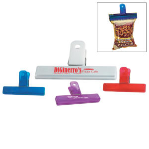 Promotional Bag/Chip Clips-194