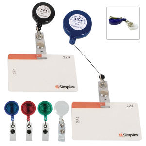 Promotional Retractable Badge Holders-65