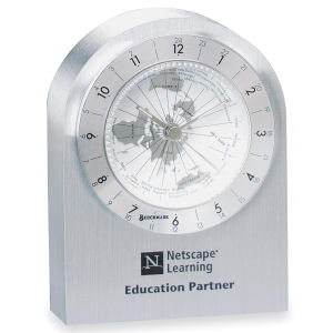 Promotional World Time Clocks-1550WTC