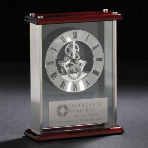 Promotional Desk Clocks-2937