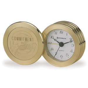 UNIMPRINTED - Bullion clock
