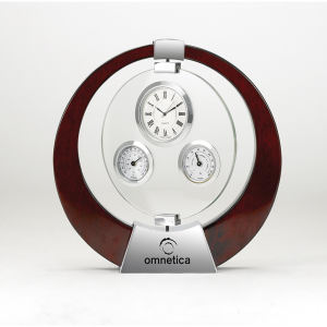 Promotional Desk Clocks-7114