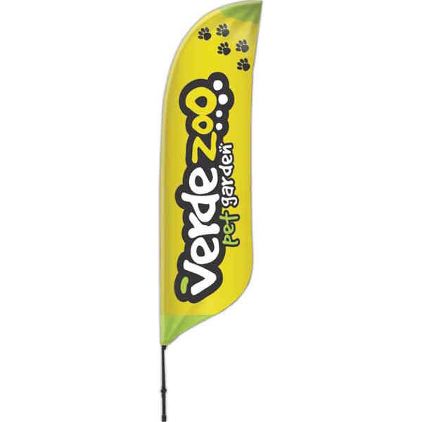 Blade vertical banner flag,