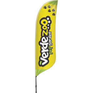 Promotional Flags-GB207D