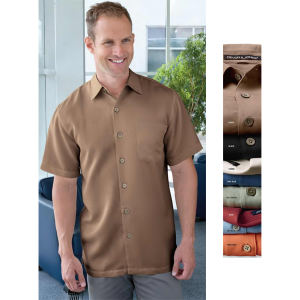 Promotional Button Down Shirts-D670
