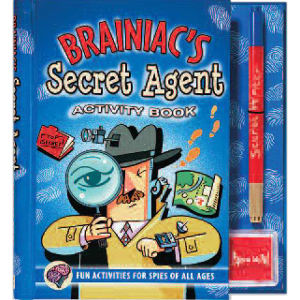Brainiac's - Secret agent