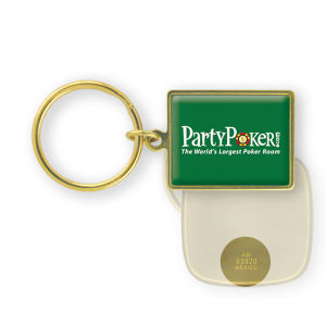Promotional Metal Keychains-BL-1423