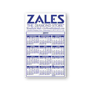 Promotional Magnetic Calendars-BL-5159C-20